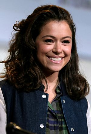 Tatiana Maslany - Maslany at the 2016 Comic-Con