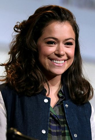Orphan Black - Tatiana Maslany has received broad acclaim for her performance portraying several different characters who are clones.