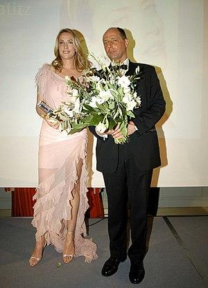 Tatjana Patitz - Tatjana Patitz Personality Award 2005