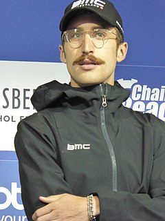 Taylor Phinney American racing cyclist