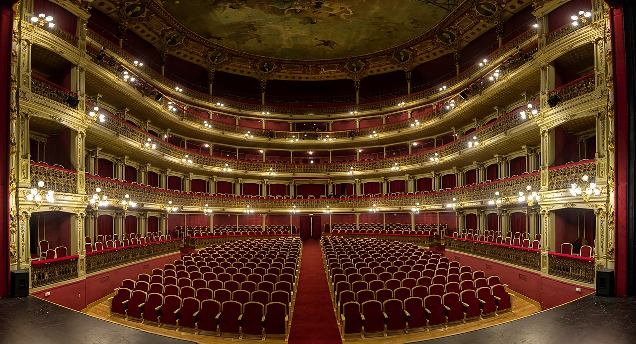 a description of the plays hosted in the san francisco opera center La opera, and the san francisco contribute here to support opera on wrti throughout the presented by opera philadelphia with the apollo theater.