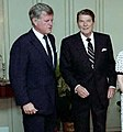Ted Kennedy and Ronald Reagan C30001-29.jpg