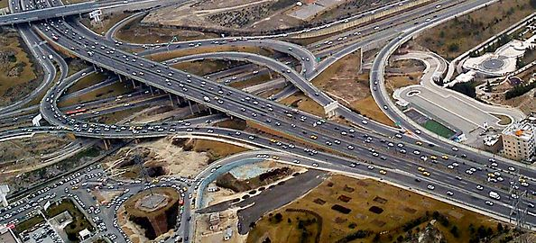 Tehran City Expressways.jpg