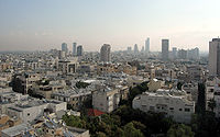 Tel Aviv la ville