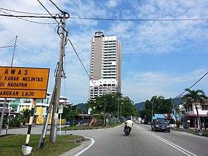 Teluk Kumbar - Image: Teluk Kumbar, Penang