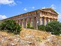 Temple of Segesta (Tempio Greco), Calatafimi-Segesta.JPG