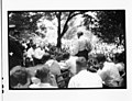 Tennessee v. John T. Scopes Trial- Outdoor proceedings on July 20, 1925, showing William Jennings Bryan and Clarence Darrow. (3 of 4 photos) (2898243371).jpg
