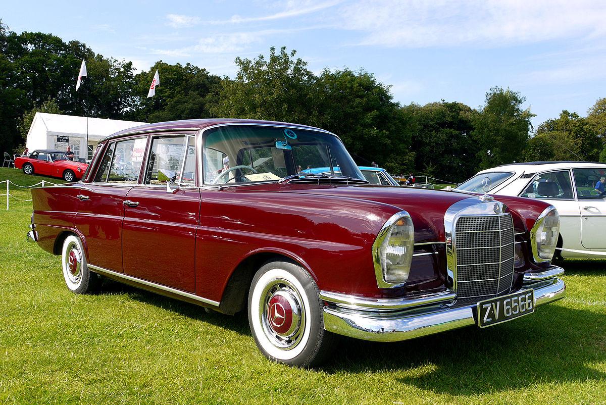 Mercedes benz baureihe 111 wikipedia for Mercedes benz westminster colorado