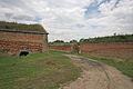 Terezín - Hlavní pevnost, úplné opevnění 15.JPG