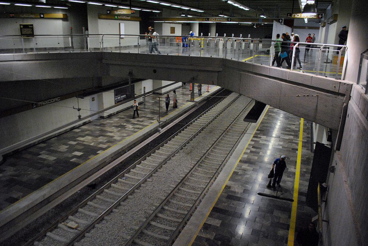 Metro Mixcoac Wikipedia
