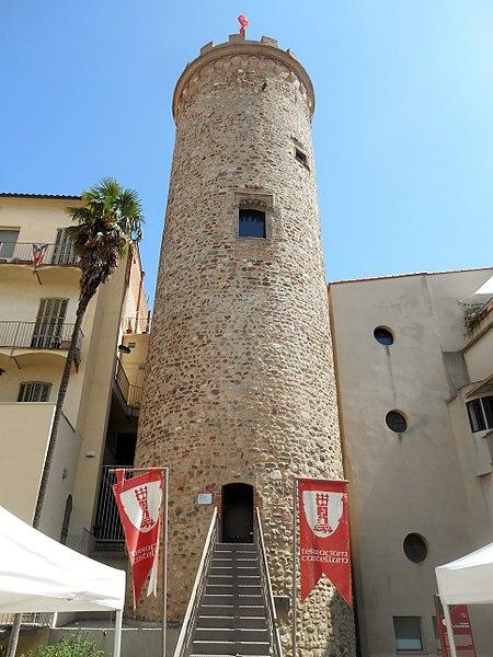 Archivo:Terrassa. Torre del Palau 1.jpg