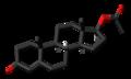 Testosterone acetate molecule skeletal.png