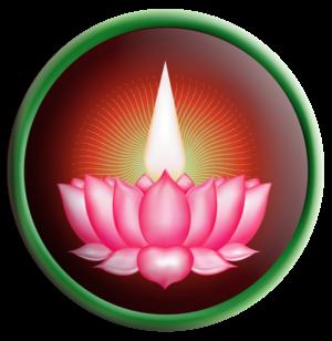 Ayyavazhi and Hinduism -  The sacred symbol of Ayyavazhi, The Lotus with Soul