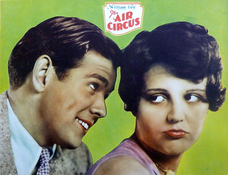 File:The Air Circus lobby card 2.JPG