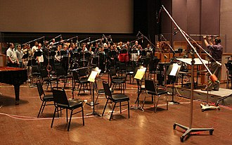 The Choral Project - Conductor Daniel Hughes and The Choral Project recording at Skywalker Sound.