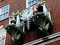 The Clock striking One at Fortnum and Mason - geograph.org.uk - 1579458.jpg