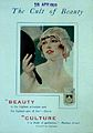 The Cult of Beauty, advertisement for Hazeli Wellcome L0032221.jpg