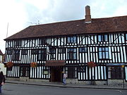 The Falcon Hotel, Stratford-upon-Avon - DSC08998
