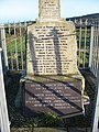 The Fallen of Two World Wars recorded on the Penysarn War Memorial - geograph.org.uk - 1180121.jpg