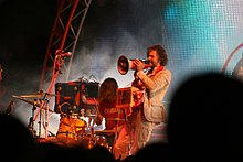 I Flaming Lips dal vivo al Southern Comfort Music Experience, Alliant Energy Center, Madison, Wisconsin, 8 settembre 2007.