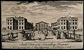 The Foundling Hospital, Holborn, London; the main buildings, Wellcome V0013458.jpg