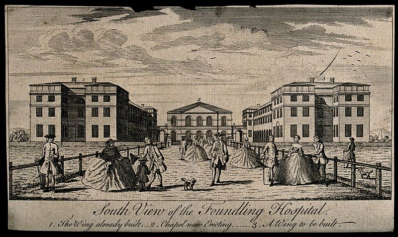 London foundling hospital very valuable