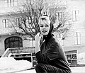 The French actress and model Brigitte Bardot posing on a curling field..jpg