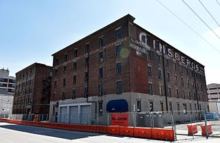 L. Harbach and Sons Furniture Warehouse and Factory Complex United States historic place