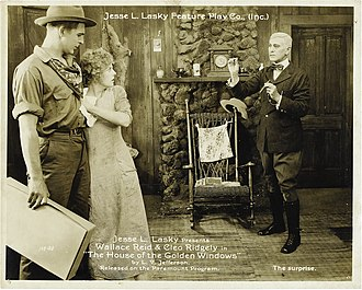 The House with the Golden Windows - Image: The House of the Golden Windows lobby card 2