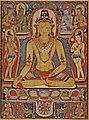 The Jina Buddha Ratnasambhava Central Tibet, a Kadampa Monastery, 1150-1225, LACMA.jpg
