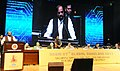 The Minister of State for Home Affairs, Shri Hansraj Gangaram Ahir addressing the inaugural session of the 27th Global Conclave organised by the International Institute of Security and Safety Management, in New Delhi.jpg