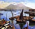 The Port of Naples Albert Marquet (1909).jpg