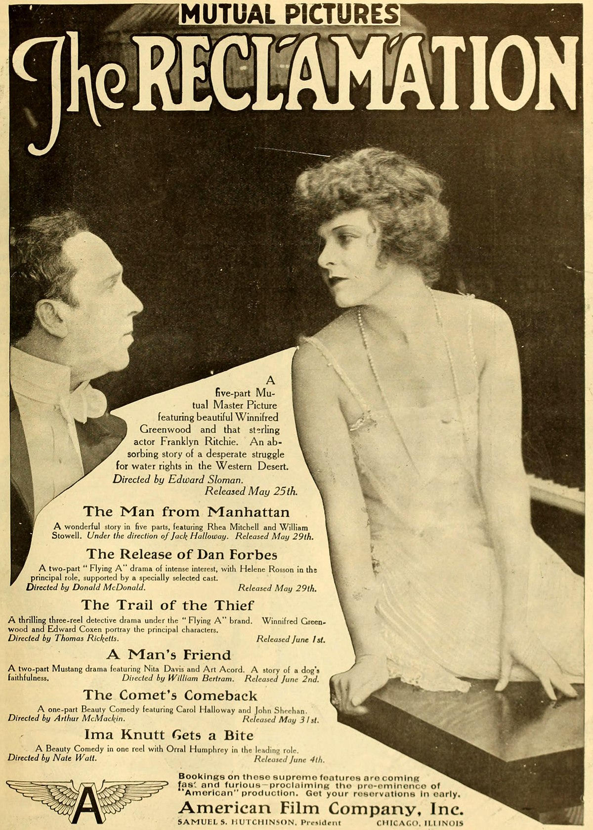 Soviet melodrama Come Tomorrow. Actors and roles