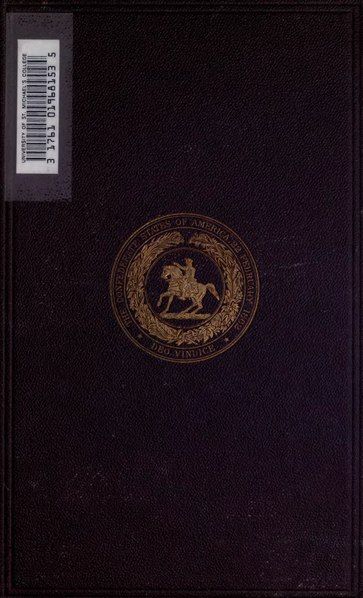 File:The Rise and Fall of the Confederate Government, v1.djvu