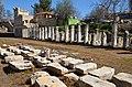 The Sebasteion, a building complex dedicated to Aphrodite, Augustus (Sebastos) and the Julio-Claudian dynasty, Aphrodisias, Caria, Turkey (18526702061).jpg