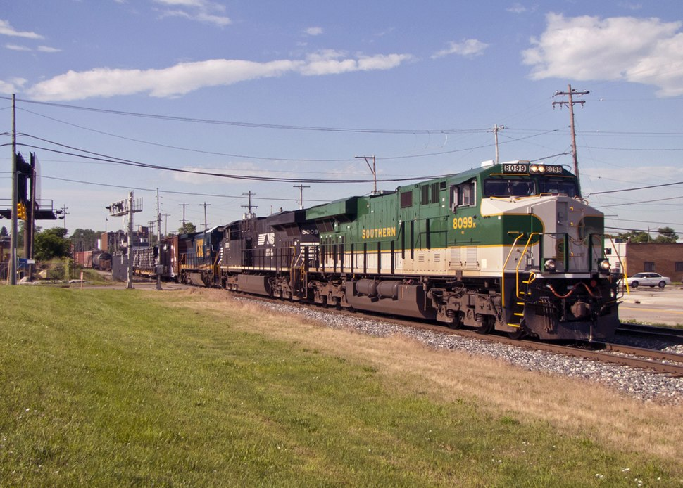 The Southern Unit arrives in Grand Rapids (9082680832)