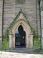 The former St Marks Church, Preston, Doorway - geograph.org.uk - 747301.jpg