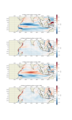 The mean zonal and meridional components of NEC in Indian Ocean in La Nina (1998) and El Nino (1997) years.png