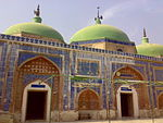 Shrine of Mahboob Subhani and attached mosque