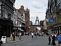 The site of the Eastern Gateway of the Roman Fortress, Deva Victrix (Chester, UK) (8392216583).jpg