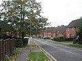 The western end of Stuart Crescent - geograph.org.uk - 1549668.jpg