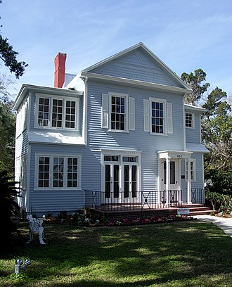 National Register of Historic Places listings in Volusia County, Florida - Image: Theabbey