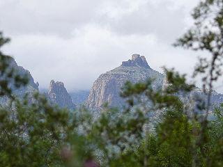 Thimble Peak mountain in United States of America
