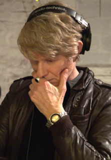 JG Thirlwell Australian composer, producer and musician