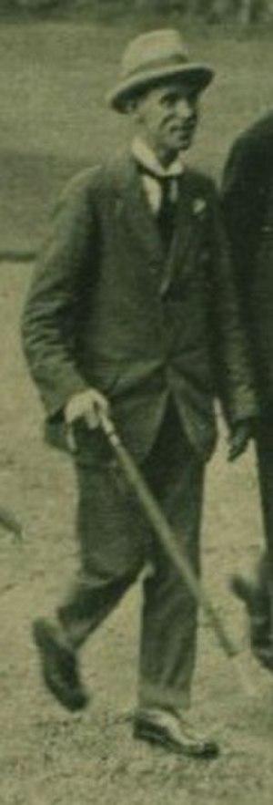 Thompson Donald - Donald in 1921