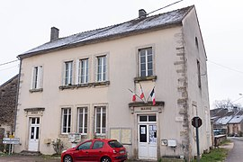 The town hall in Thorey-sous-Charny