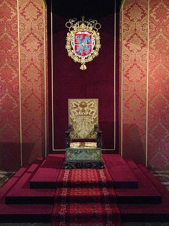 Palace of the Grand Dukes of Lithuania - The throne room of the Grand Dukes of Lithuania and later Polish Kings