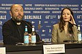 Timur Bekmambetov and Valene Kane - Profile - Press Conference.jpg
