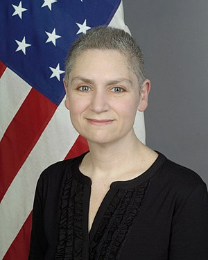 Assistant Secretary of State for Political-Military Affairs - Image: Tina Kaidanow 2014