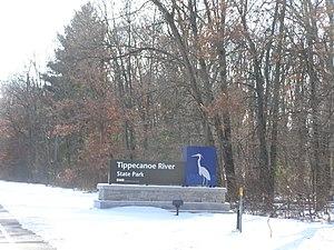 Tippecanoe River State Park - Image: Tippecanoe River SP Indiana P1300073